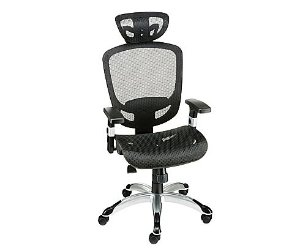 $109.99Staples Hyken Technical Mesh Task Chair, Black