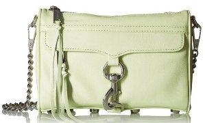 Rebecca Minkoff Women's Mini MAC Cross Body Bag