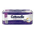 Cottonelle Ultra Comfort Care 24卷装双层卫生纸