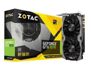 $353.09 ZOTAC GeForce GTX 1070 Mini, ZT-P10700G-10M, 8GB GDDR5