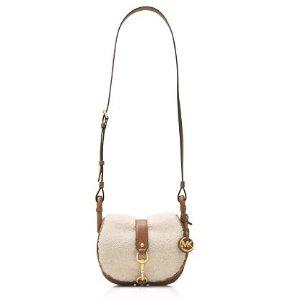 MICHAEL Michael Kors Jamie Medium Saddle Bag