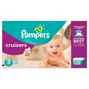 Pampers Cruisers Diapers Giant Pack (Select Size) : Target