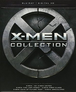 X-men Collection Bd+dhd [Blu-ray]