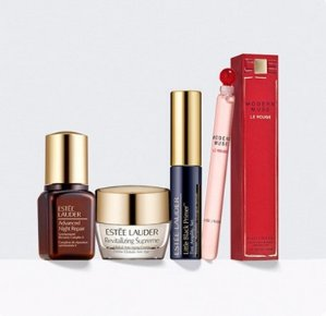 Free Deluxe Sample with Every $25 You Spend @ Estee Lauder