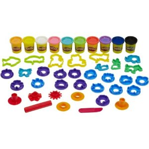 $5Play-Doh Stamp 'n Shape Toolkit