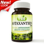 Natural Astaxanthin 5mg, 90 Softgels