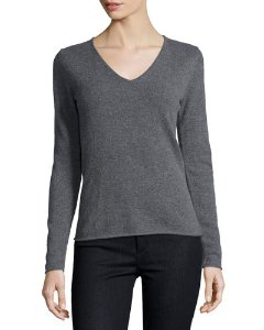 From $48 Women's Cashmere Sweater @ LastCall by Neiman Marcus
