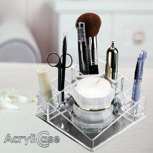 Acrylic Makeup & Lipstick Organizer