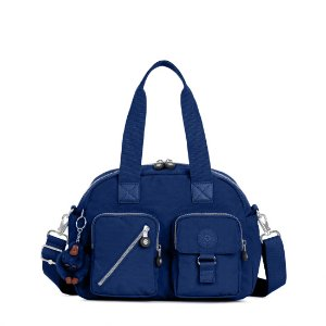 Defea Handbag - Ink Blue   Kipling