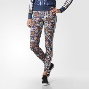 adidas Cirandeira Leggings - Blue | adidas US