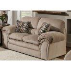 $247.99 Simmons Upholstery 6150-02 Harper Cocoa Loveseat