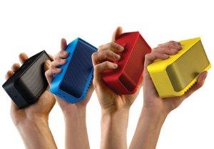 $24.99 Jabra Solemate Mini Wireless Music Speaker Blue NEW