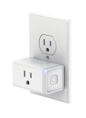 $29.99(原价$39.99)TP-LINK HS105 Wi-Fi Alexa认证 智能插座