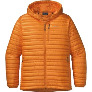 Patagonia Ultralight Hooded Down Jacket - Men's | Backcountry.com