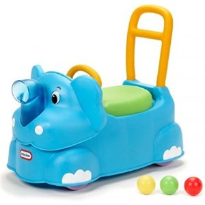Little Tikes Scoot Around Animal Ride-On - Elephant