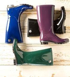 $39.96 UGG® 'Shaye' Rain Boot (Women) @ Nordstrom