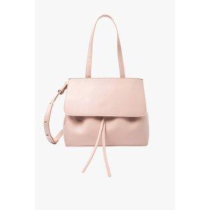 Pink Bucket Shoulder Bag