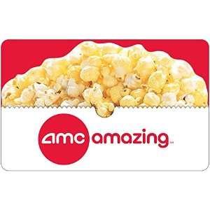 AMC Theatres Popcorn Gift Cards - E-mail Delivery: Gift Cards