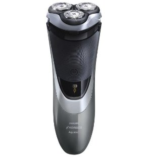 Philips Norelco 4700 Electric Shaver Black/Silver