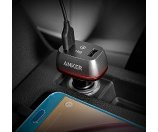 Quick Charge 2.0, Anker 36W Dual USB Car Charger PowerDrive