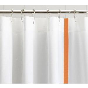 Morgan Shower Curtain   Pottery Barn