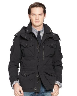 Today Only ! Up to 65% and Extra 40%Men's Coat @ Ralph Lauren