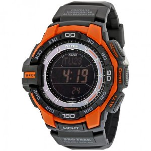 $97.6 Casio Men's PRG-270-4CR