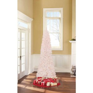 Holiday Time Pre-Lit Brinkley Pine Artificial Christmas Tree