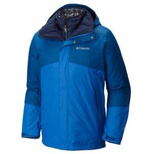Columbia | Men's Cascade Peak Interchange Waterproof Down Insulated Jacket