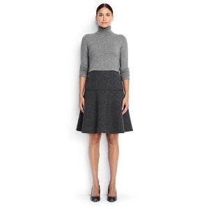 Women's Woven Flounce Skirt