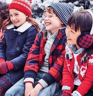 70% off + Free Shipping Kids Select Holiday Styles Cyber Monday Doorbuster @ OshKosh BGosh