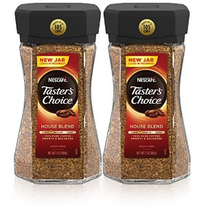 Nescafe Taster's Choice House Blend Instant Coffee, 14 Ounce
