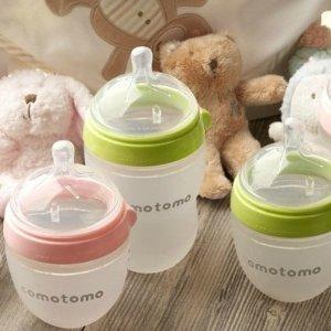 低至额外7折 囤超便宜Comotomo、Skip Hop、Babyganic!BabiesRUs 精选婴儿奶瓶、餐具、洗碗液等婴儿用品特卖