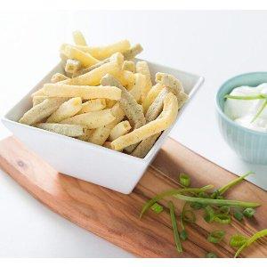 Sour Cream & Onion Straws