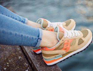 $39.99 Saucony Originals Shadow Original On Sale @ 6PM.com