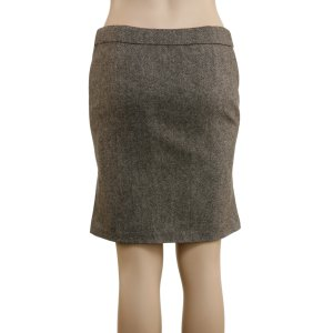 Designer Slim Skirt | Max Studio Official by Leon Max