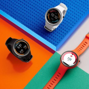 Moto 360 Sport - 2nd Gen (45mm) Smartwatch