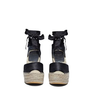 Saint Laurent Wedge Espadrille