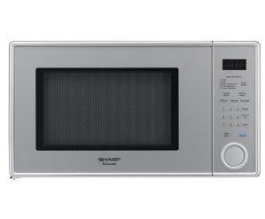 $59.99(reg.$119.99) Sharp - 1.1 Cu. Ft. Mid-Size Microwave