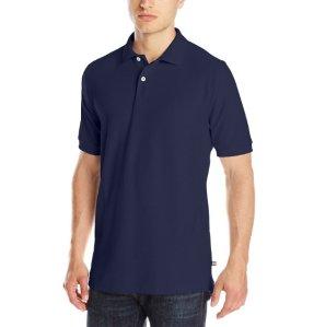 Lee Uniforms Men's Short Sleeve Uniforms Polo Shirt