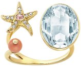 Eponym Open Ring - Jewelry - Swarovski Online Shop