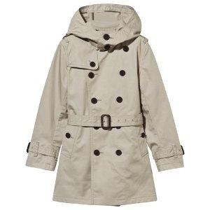 Burberry Beige Cotton Trench Coat | AlexandAlexa