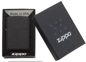 $7.99 Zippo Crackle Lighter