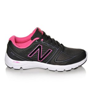 Women's New Balance W575 Black/Pink | Shoe Carnival