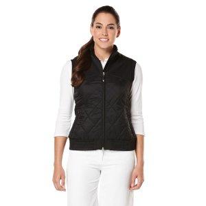 Women's Quilted Vest | Callaway