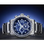 CITIZEN World Time A-T Perpetual Men's Watch