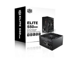 $38.5 Cooler Master Elite V2 550W Power Supply
