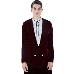 Lanvin Velvet Blazer Jacket | LN-CC