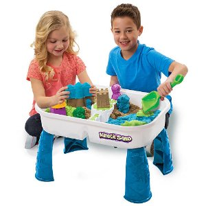 2016 Black Friday! $19.99 Kinetic Sand - Activity Table