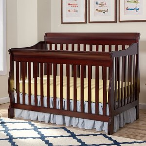 $175.99Delta Children Canton 4-in-1 Convertible Crib, Espresso Cherry